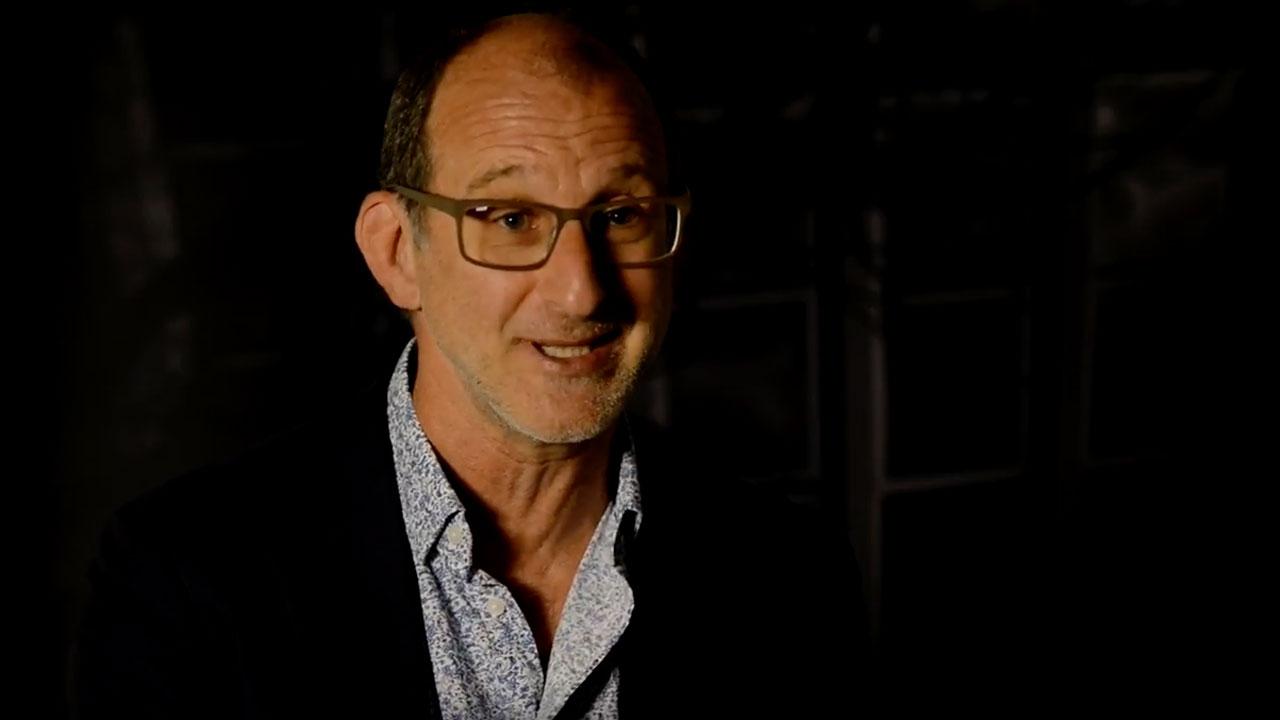 Geologists Prof Martin Van Kranendonk talks about exploring earth's history