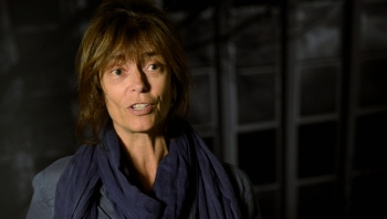 Behind the Scenes with Rachel Ward on the Story of Earth documentary film